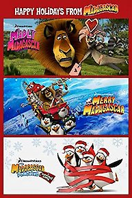 DreamWorks Happy Holidays from Madagascar