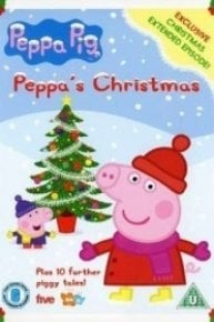 Peppa Pig, Peppa's Christmas and Other Stories