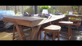 Watch Yard Crashers Season 17 Episode 14 - Tiki Bar Backyard Online