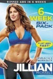 Jillian Michaels 6 Week Six-Pack