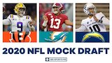 Watch CBS Sports - 2020 NFL Mock Draft: Jordan Love to the Chargers? Isaiah Simmons in Detroit? | CBS Sports HQ Online