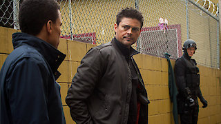 Watch Almost Human Season 1 Episode 13 - Straw Man Online