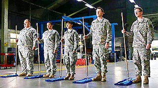 Watch Enlisted Season 1 Episode 11 - General Inspection Online