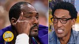 Watch ESPN - What I said to Karl Malone was the best line of trash talk in NBA history -Scottie Pippen | The Jump Online