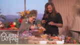 Watch The Queen Latifah Show - Chef Susan Feniger Makes A Tasty Meal | The Queen Latifah Show Online