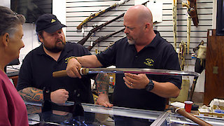 Watch Pawn Stars Season 21 Episode 7 - Samurais and Centerf...Online