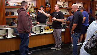 Watch Pawn Stars Season 21 Episode 9 - Royally Pawned Online
