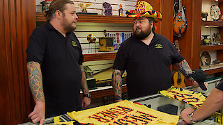Watch Pawn Stars Season 21 Episode 11 - Top Rope Bottom Dol....Online