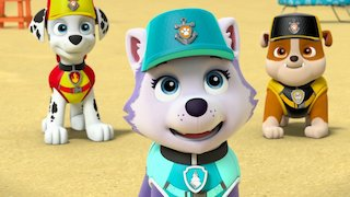 Watch Paw Patrol Season 8 Episode 7 - Sea Patrol: Pups Sav...Online