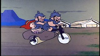 Watch The Flintstones Season 6 Episode 26 - The Story of Rocky's...Online