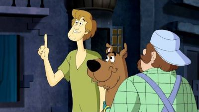 Scooby-Doo! Boo! - Big Scare in the Big Easy