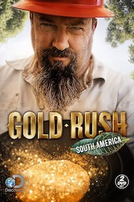 Gold Rush: South America