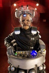 Doctor Who, Monsters: Davros