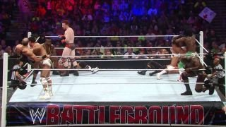 WWE Battleground Season 2014 Episode 6