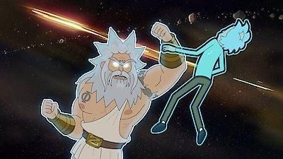 Rick and Morty - Childrick of Mort