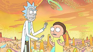 Rick and Morty Season 1 Episode 1