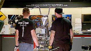 Orange County Choppers Season 1 Episode 4