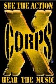 Xcorps Complete Series Season 1 thru 4