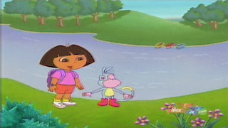 Watch Dora the Explorer Season 1 Episode 3 - Hic-Boom-Ohhh Online Now