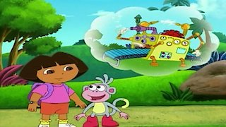Watch Dora the Explorer Season 3 Episode 12 - The Fix-It Machine