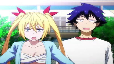 Nisekoi - Cleanup Day / Visiting the Sick
