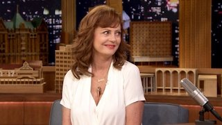 Watch The Tonight Show Starring Jimmy Fallon Season 4 Episode 189 - Susan Sarandon Riz ... Online