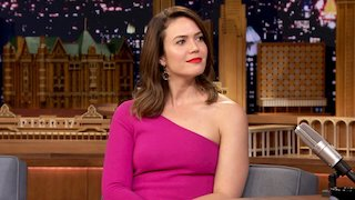 Watch The Tonight Show Starring Jimmy Fallon Season 5 Episode 12 - Mandy Moore Shaquil... Online