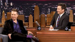 Watch The Tonight Show Starring Jimmy Fallon Season 6 Episode 4 - Sam Rockwell Tig No... Online