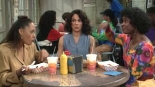 Watch A Different World Season 6 Episode 25 - A Rock a River a L... Online