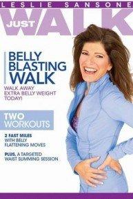 Leslie Sansone, Belly Blasting Walk