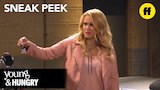 Watch Young & Hungry - Young & Hungry | Season 5, Episode 18 Sneak Peek: Gabis New Motorcycle | Freeform Online