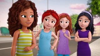 Watch Lego Friends Season 3 Episode 1 Getting Out The Vote Online Now