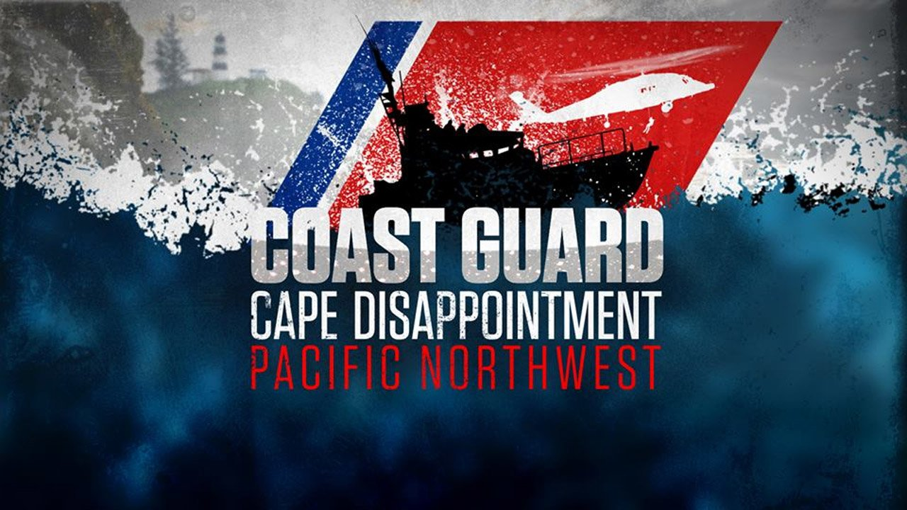 Coast Guard Cape Disappointment