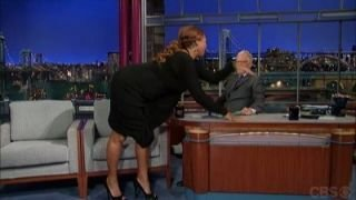 Late Show with David Letterman Season 19 Episode 98