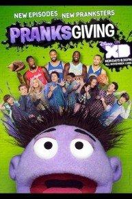 Disney XD Pranksgiving