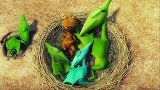 Watch Dinosaur Train Season 8 Episode 2 - Nest Swap/The Herd i...Online