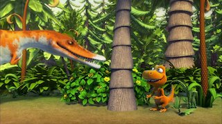 Watch Dinosaur Train Season 8 Episode 3 - Stop and Smell the F...Online