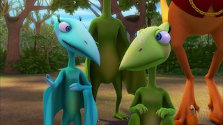 Watch Dinosaur Train Season 8 Episode 4 - Where Have All the L...Online