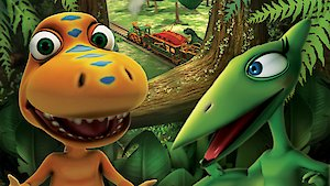 Watch Dinosaur Train Season 7 Episode 11 - Crystal and King Ben... Online