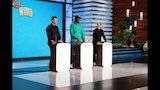 Watch The Ellen DeGeneres Show - Colin Jost, Michael Che and Ellen Play 'Last Word Online