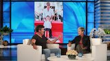 Watch The Ellen DeGeneres Show - Simon Cowell's Son Wouldn't Get the 'Golden Buzzer' for Dancing Online