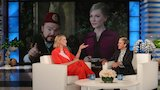 Watch The Ellen DeGeneres Show - Oscar Winner Cate Blanchett is 'Deeply Uncool' in Her Household Online