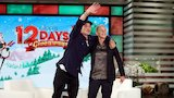 Watch The Ellen DeGeneres Show - Ellen Makes Brad Pitt's 12 Days Dreams Come True Online