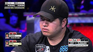 World Series of Poker Season 2013 Episode 26