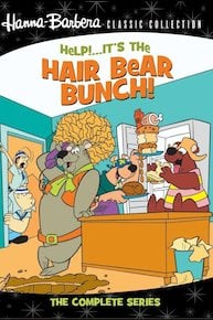Help! It's the Hair Bear Bunch!