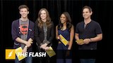 Watch The Flash (2014) - The Flash | Fan Q&A Part 1 | The CW Online