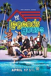 WWE Legends' House