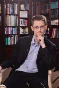 Brian Williams: An Interview with Edward Snowden