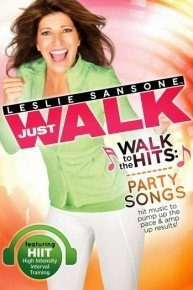 Leslie Sansone, Walk to the HITS: Party Songs