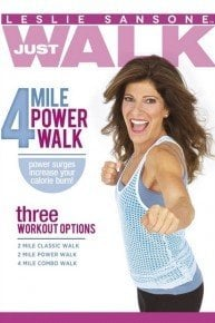 Leslie Sansone, 4 Mile Power Walk